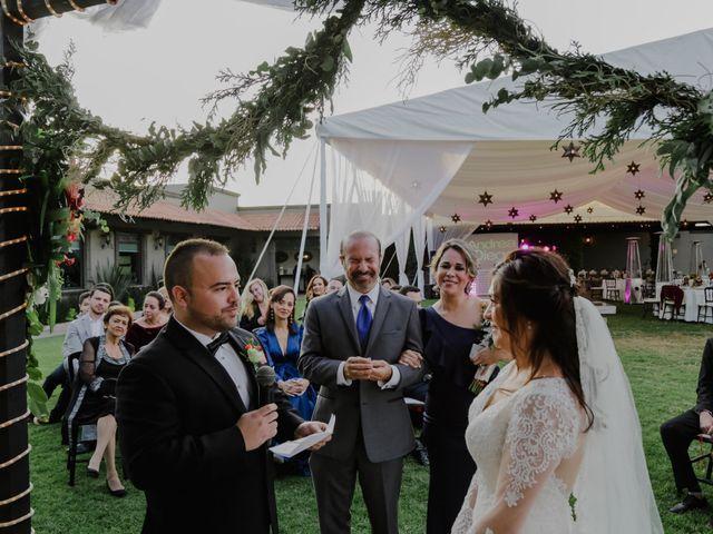La boda de Diego y Andrea en San Miguel de Allende, Guanajuato 52