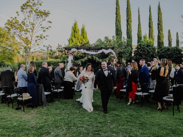 La boda de Diego y Andrea en San Miguel de Allende, Guanajuato 61