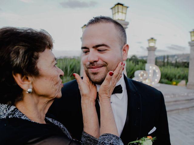 La boda de Diego y Andrea en San Miguel de Allende, Guanajuato 85