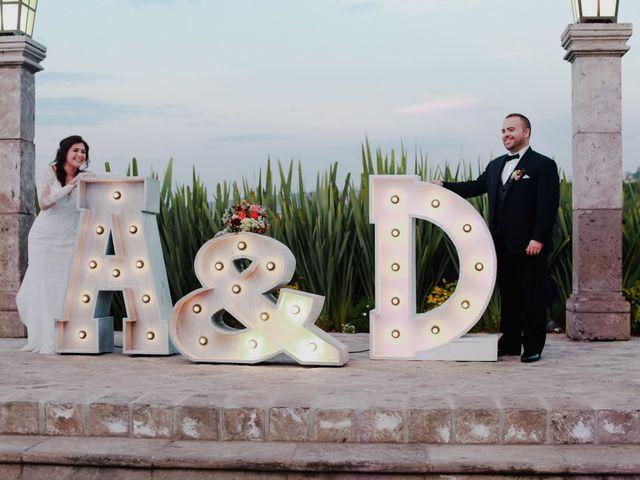 La boda de Diego y Andrea en San Miguel de Allende, Guanajuato 86