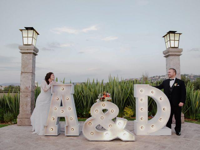 La boda de Diego y Andrea en San Miguel de Allende, Guanajuato 87