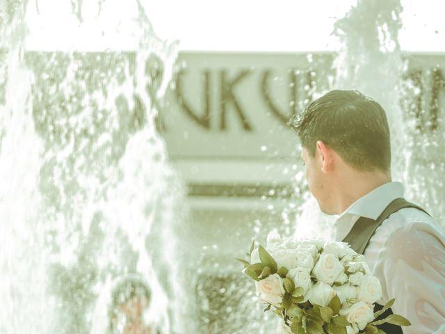 La boda de Juan y Kary en Puerto Aventuras, Quintana Roo 1