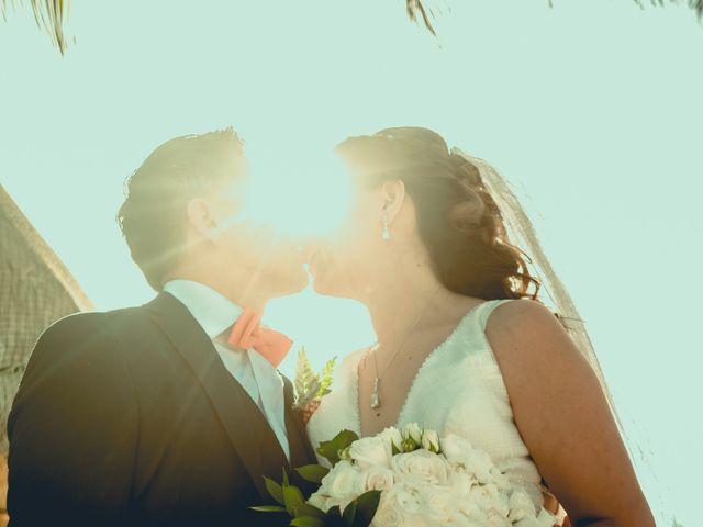 La boda de Juan y Kary en Puerto Aventuras, Quintana Roo 2