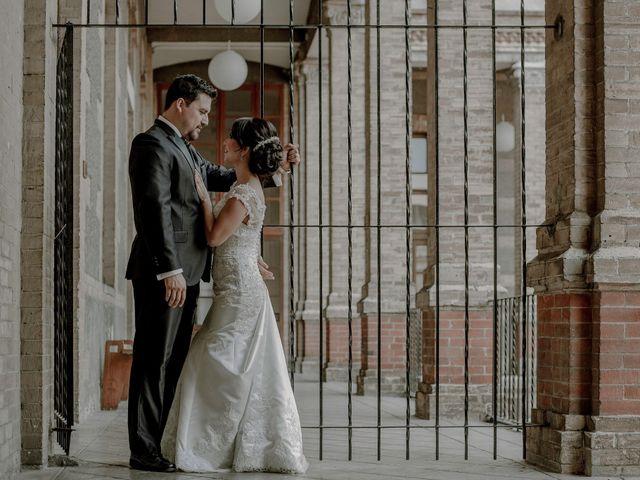 La boda de Amaris y Daniel