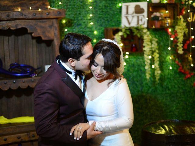 La boda de Cristina  y Harrison