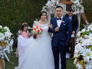 La boda de Eunice y Samuel 1
