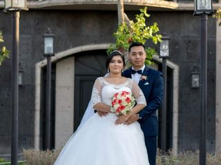 La boda de Eunice y Samuel