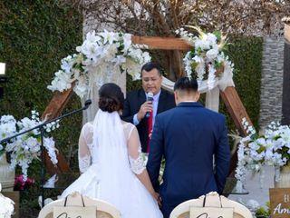 La boda de Eunice y Samuel 3