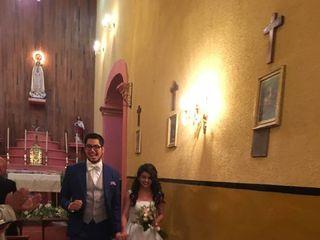 La boda de Aolani y Jorge 1