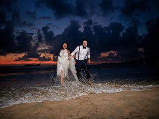 La boda de Lizeth y Natan