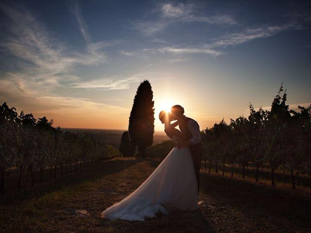 La boda de Federica y Marco