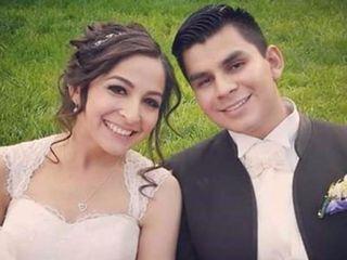 La boda de Monserrat y Eduardo