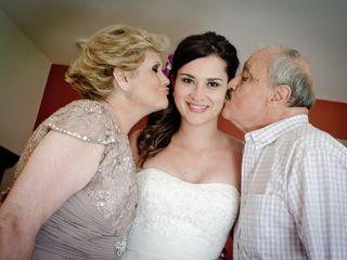 La boda de Vanessa y Abraham 1