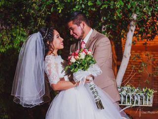 La boda de Jalda Gabriela y José Luis  1