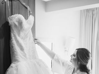 La boda de Emily y Leo 1