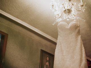 La boda de Olivia y Olvaldo 1