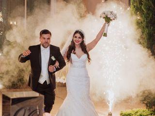 La boda de Olivia y Olvaldo