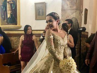 La boda de Eunise y Leonel 1