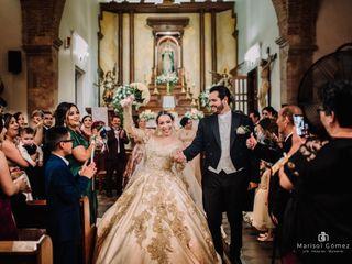 La boda de Eunise y Leonel
