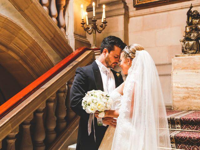 La boda de Claudia y Josele