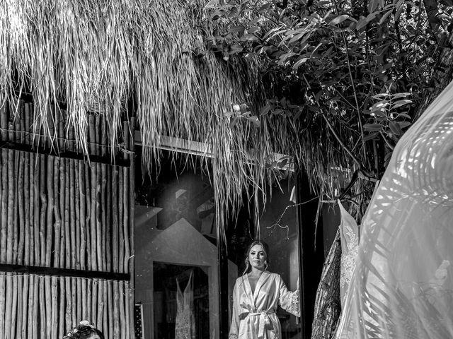 La boda de Danny y Erica en Tulum, Quintana Roo 7