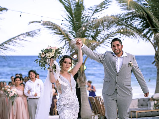 La boda de Erica y Danny