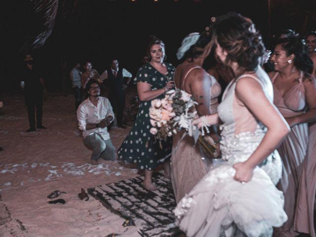 La boda de Danny y Erica en Tulum, Quintana Roo 22