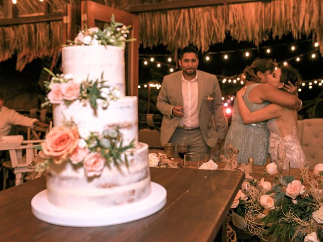La boda de Danny y Erica en Tulum, Quintana Roo 20
