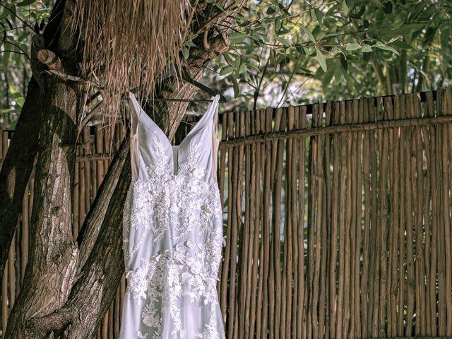 La boda de Danny y Erica en Tulum, Quintana Roo 6