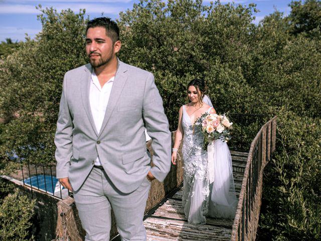 La boda de Danny y Erica en Tulum, Quintana Roo 15