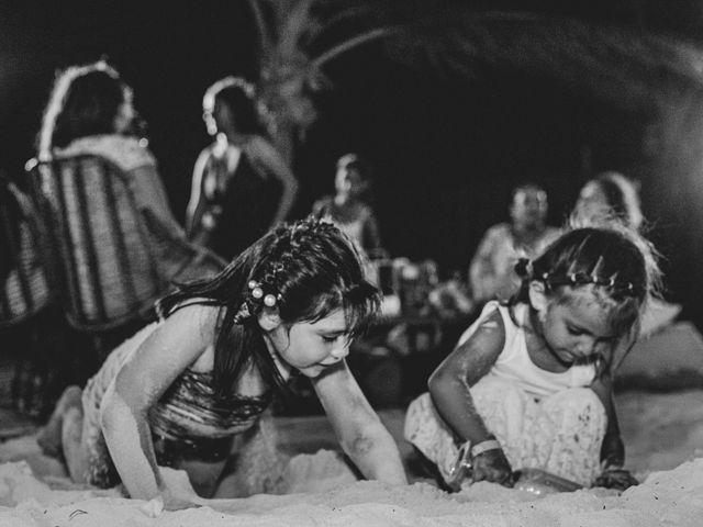 La boda de Danny y Erica en Tulum, Quintana Roo 24