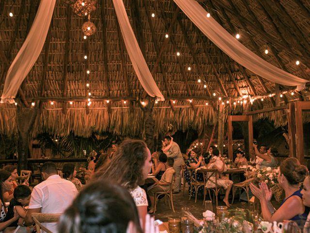 La boda de Danny y Erica en Tulum, Quintana Roo 26