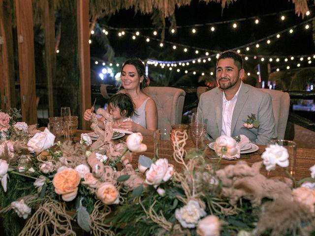 La boda de Danny y Erica en Tulum, Quintana Roo 27