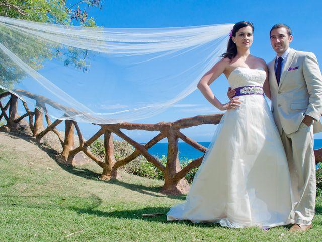 La boda de Vanessa y Abraham