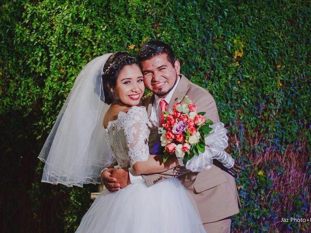 La boda de Jalda Gabriela y José Luis