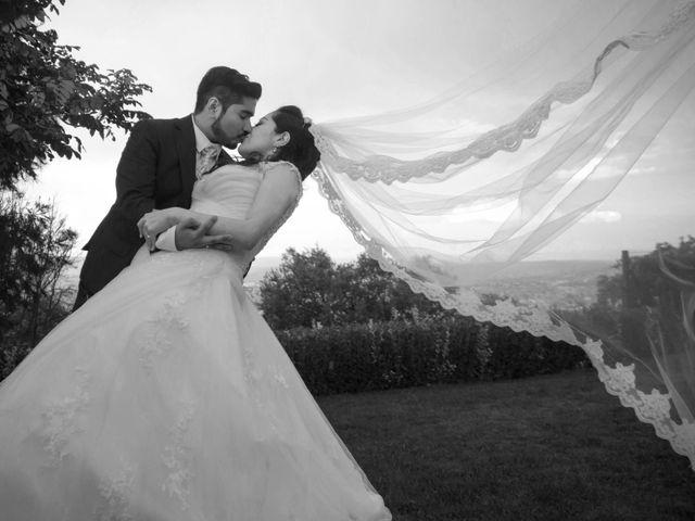 La boda de Fabiola y Jorge