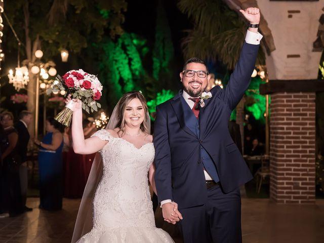 La boda de Emily y Leo
