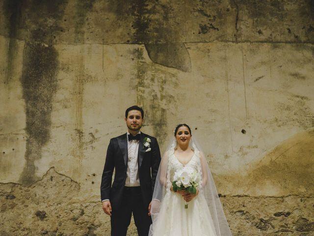 La boda de Briseida y Edgar