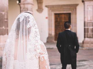 La boda de Dani y Aldo 2
