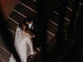 La boda de Dani y Aldo