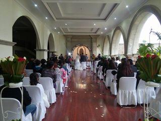 La boda de Claudia y Jaime 1