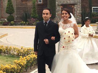 La boda de Claudia y Jaime