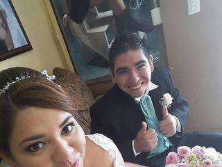 La boda de Sayra  y Ricardo 2