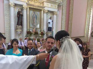 La boda de Lily y Javo 2