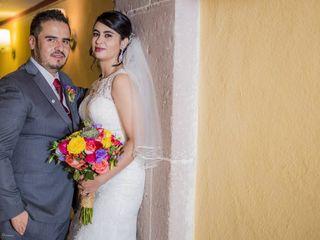 La boda de Lily y Javo