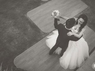 La boda de Lillián y David 1