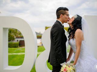 La boda de Lillián y David