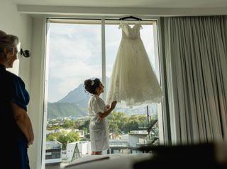 La boda de Berenice y José Carlos 2