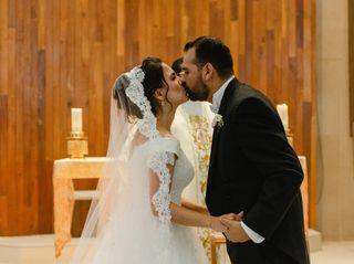La boda de Berenice y José Carlos