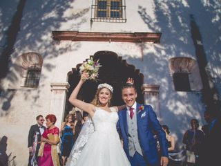 La boda de Cecilia y Luis
